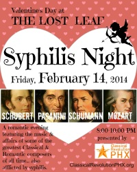 Syphilis Night 8x10 v2